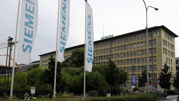 In diesem Gebäude soll die städtische Verwaltung untergebracht werden