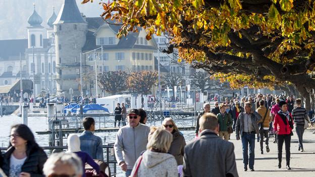 Die Stadt Luzern will das Potential der ausländischen Wohnbevölkerung besser nutzen.