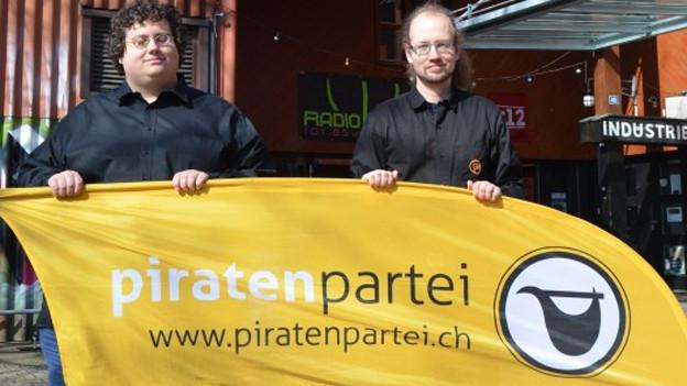 Die Piraten sind beim Verwaltungsgericht abgeblitzt.