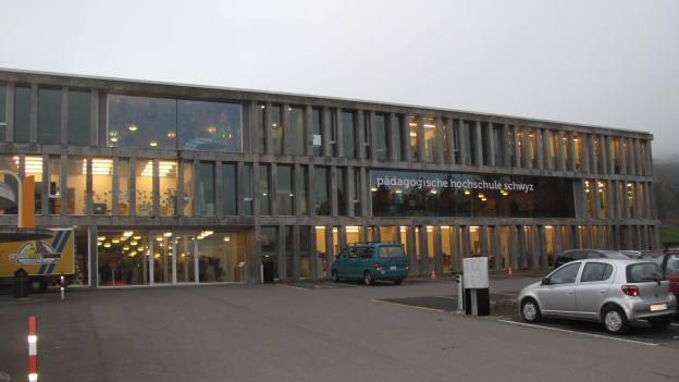 Die Pädagogische Hochschule Schwyz in Goldau existiert seit 10 Jahren.
