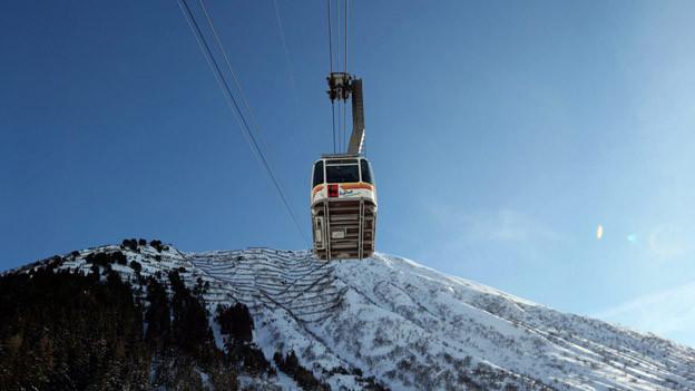 Gelungener Start in die Skisaison.