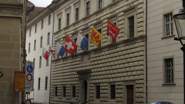 Grosse Spardebatte im Luzerner Kantonsrat.