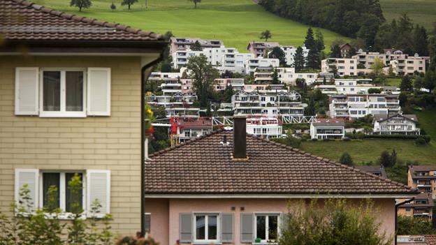Der Kanton Luzern wird nicht selber aktiv auf dem Wohnungsmarkt.