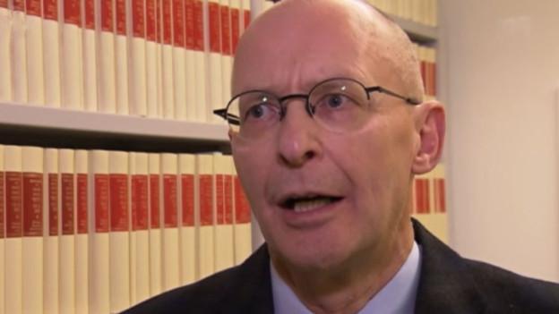 Rolf Dittli, der Präsident des Urner Obergerichts.