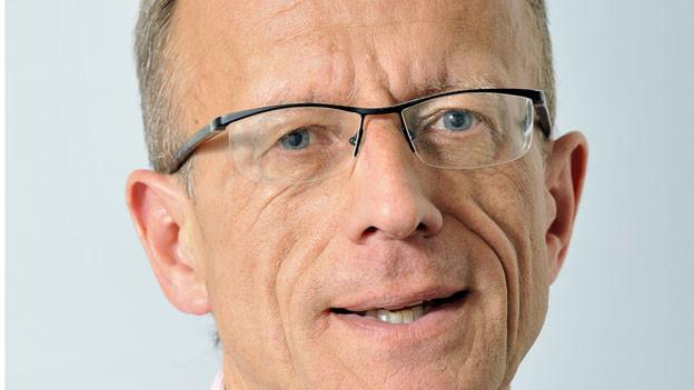 Der Zuger Datenschützer René Huber