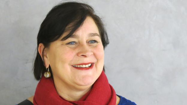 Luzerns Kulturchefin Rosie Bitterli plant das neue Theaterhaus.