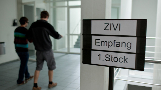 Der Einführungskurs für Zivildienstler ist neu in Aarau.