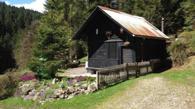 Illegal gebaute Freizeithütten müssen bewilligt oder abgebrochen werden.