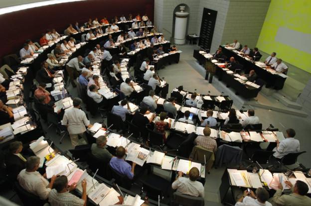 Der Luzerner Kantonsrat wird Ende März neu gewählt.