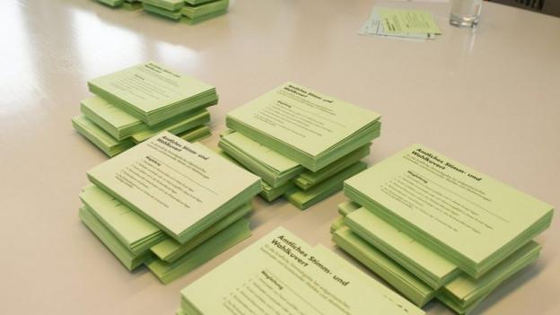 Alles grün? Grüne und Grünliberale spannen im Wahlkreis Sursee zusammen.