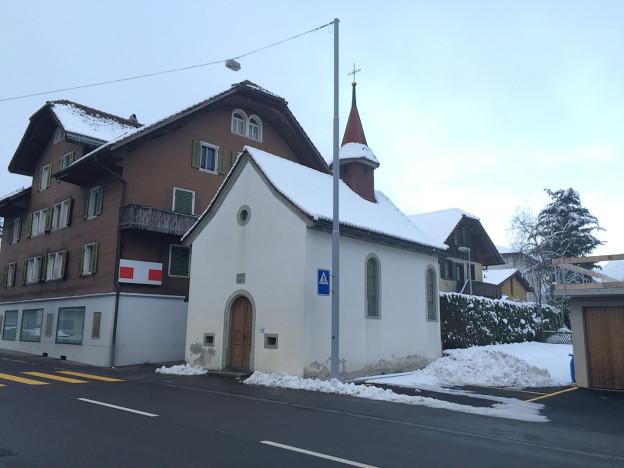 Die Kapelle in Escholzmatt droht zu zerfallen.