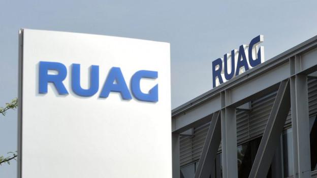 Die Ruag will in Brunnen 110 Arbeitsplätze aufgeben.