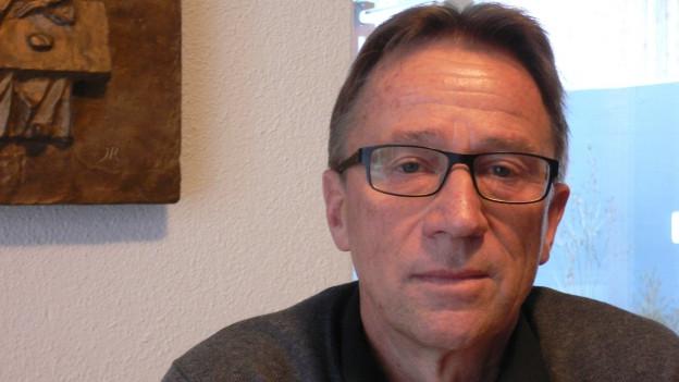 Nach seiner Pensionierung betreibt Josef Risi zusammen mit seiner Frau eine Galerie.