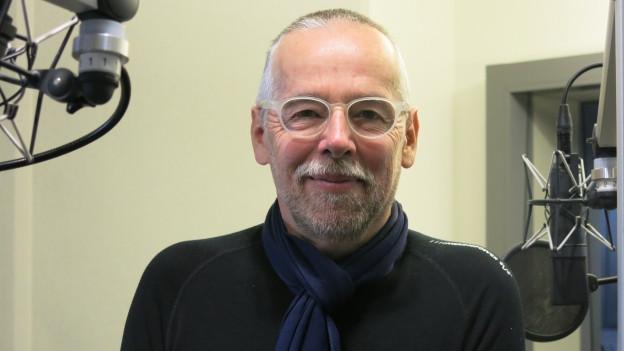Er habe nie ans Aufhören gedacht, sagt Peter Steiner, Präsident des MNA