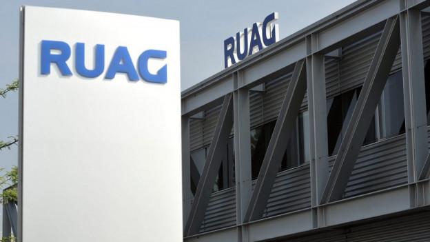 Die Ruag will verschiedene Standorte in den Regionen Zürich und Thun konzentrieren.