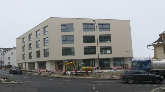 In und um Hochdorf wurde in den letzten Jahren einiges neu gebaut.