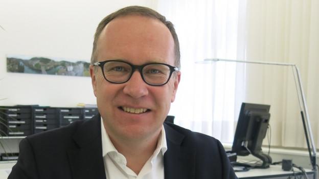 Der Sozialdirektor der Stadt Luzern, Martin Merki.