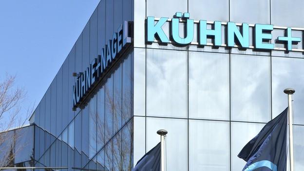 Kühne+Nagel hat im 125. Geschäftsjahr mehr Gewinn erzielt