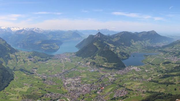 Für drei Monate kein Regionalverkehr aus und in den Schwyzer Talkessel