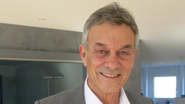 Kurt Imhof, Direktor der Schweizerischen Hotelfachschule Luzern