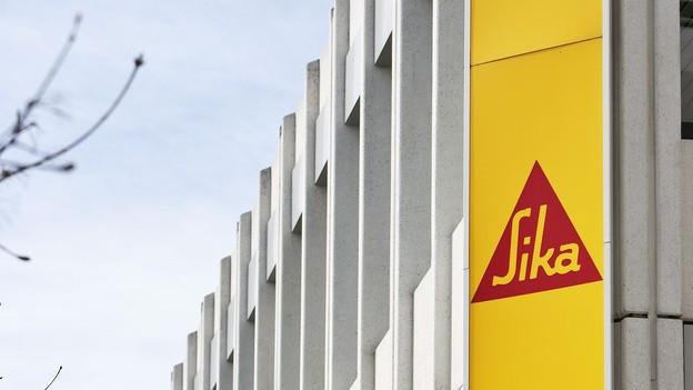 Sika-Gebäude.