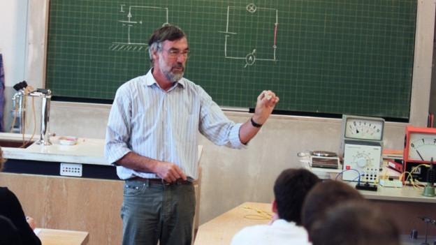 Die Berufsmittelschule Willisau