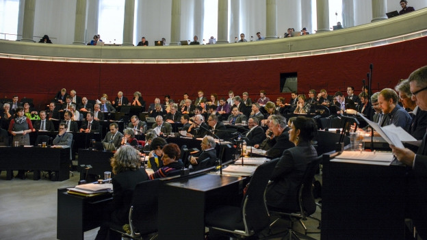 Im Luzerner Parlament legen FDP und SVP zu