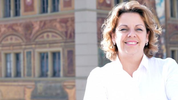 Nathalie Henseler will, dass Schwyz mutig wahrgenommen wird.