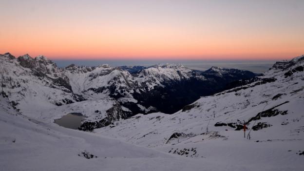 Die Skigebietsfusion soll mit öffentlichen Geldern geprüft werden.