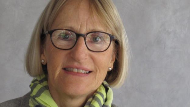 Die abtretende Zuger Obergerichtspräsidentin Iris Studer.