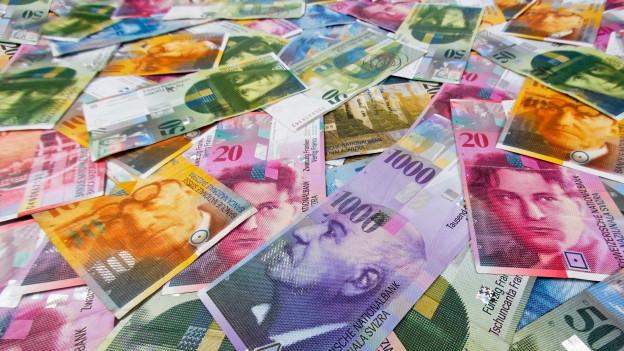 Das Minus in der Schwyzer Staatsrechnung ist höher als erwartet