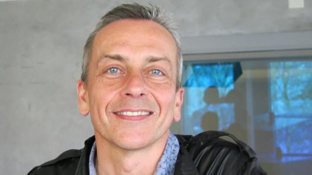 Der neue Luzerner Kulturförderer Stefan Sägesser.