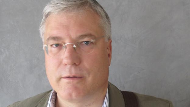 Der Luzerner Asylkoordinator Ruedi Fahrni.