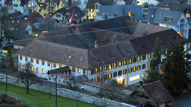 Kapuzinerkloster in Stans.