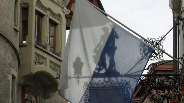 Luzernerfahne