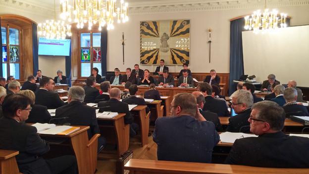 Der Urner Landrat debattiert über den Fall Walker.