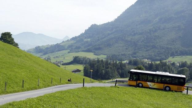 Im Kanton Nidwalden wird der öv neu geplant.