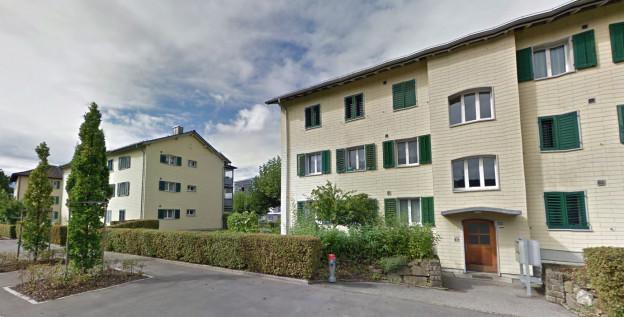 In der Gartenstadt sollen 17 Häuser einer Überbauung weichen.