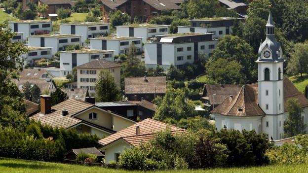 Die Luzerner Agglomerationsgemeinde Adligenswil.