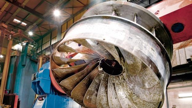 In Kriens werden künftig keine Turbinen mehr produziert.