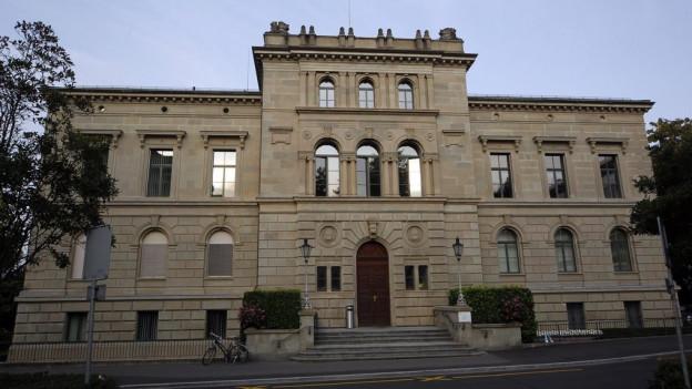 Zuger Regierungsgebäude