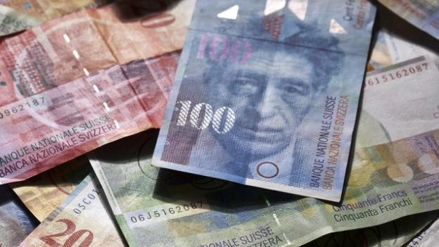 Schwyz will weniger in den NFA zahlen