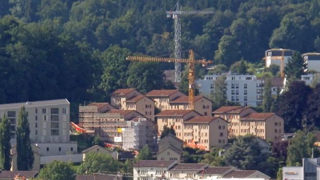 Mehr leere Wohnungen im Kanton Luzern