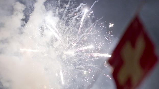 Feuerwerk erlaubt