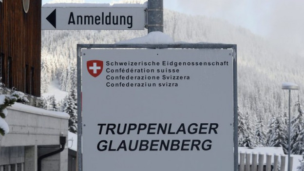 Der Bund will Mitte 2016 auf dem Glaubenberg ein Asylzentrum errichten.