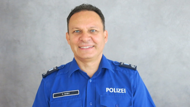 Erwin Gräni ist oberster Luzerner Verkehrsinstruktor.