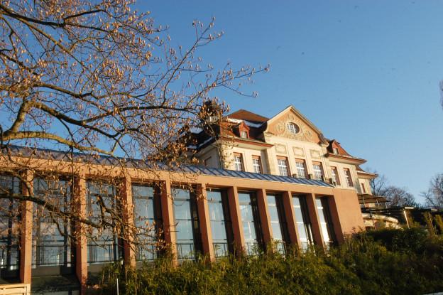Das Theater Casino Zug wird umfassend saniert.