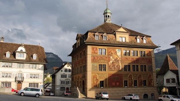 Die Schwyzer Regierung will sich gegen den NFA-Beschluss wehren.