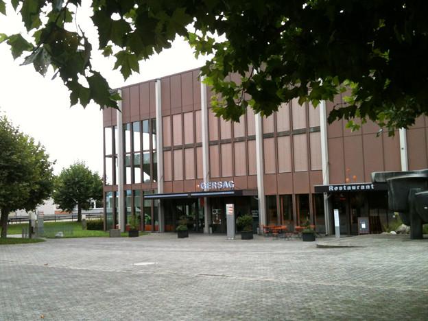 Das Zentrum Gersag in Emmen.
