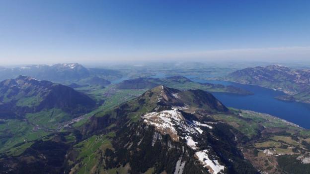 Für die Zentralschweiz nach Bern: Zwei Journalisten kandidieren im Kanton Nidwalden für den Nationalrat